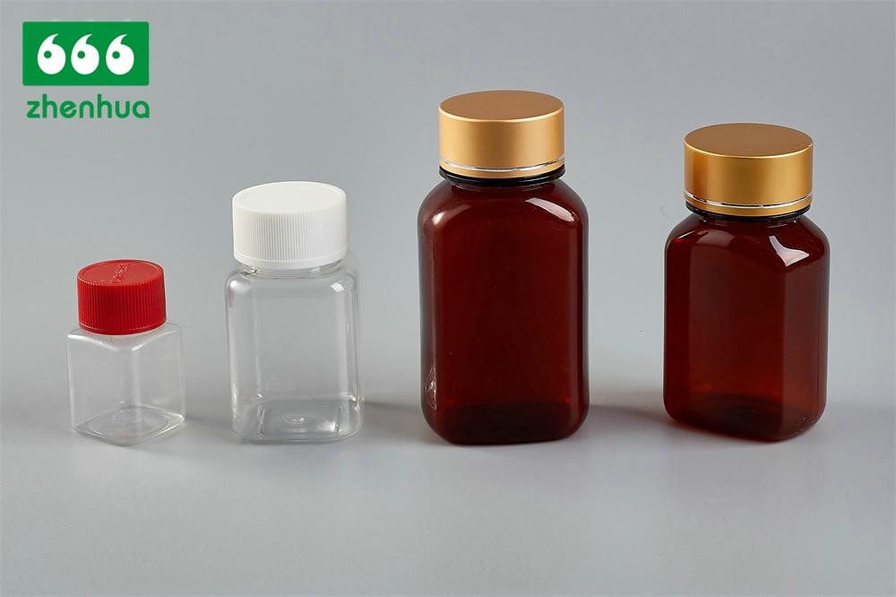 保健品瓶 方瓶 30ml-160ml