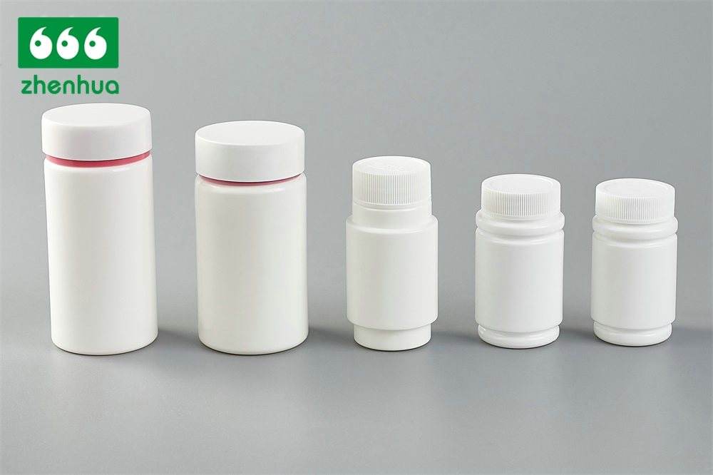 固体瓶 竹节瓶 50ml-130ml